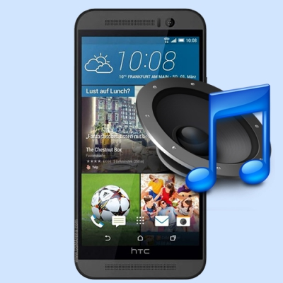 HTC One M9 Speaker